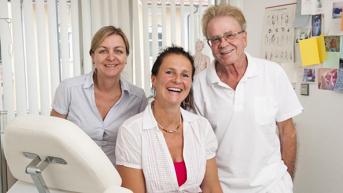 Frauenarzt Weilheim - Schmederer - Team